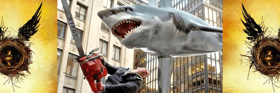 Harry Potter and the Sharknado