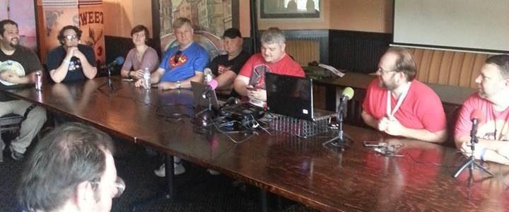 podcast panel