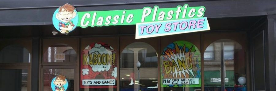 Classic Plastics: A Mattel-All with Tony Workman