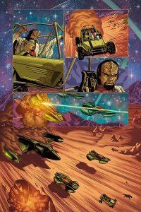 Jason Lewis Star Trek Deviations 2