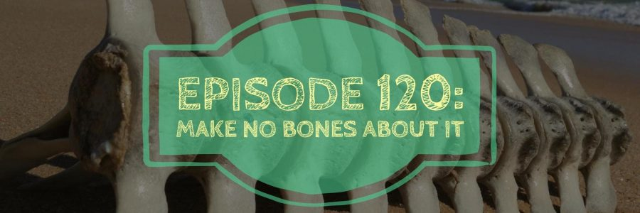 Episode 120: Make No Bones About It