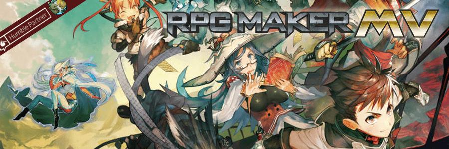 RPG Maker Humble Bundle Offer | BlackDogSerenade